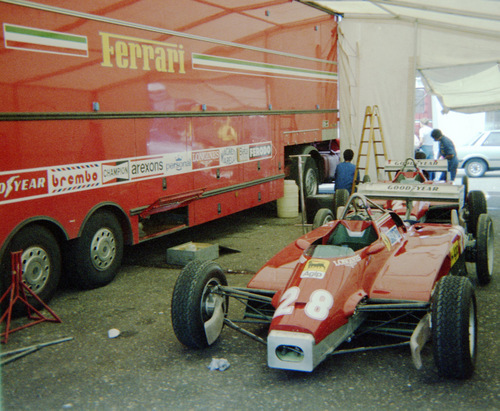 1982 - Ferrari 126 C2 - 28 : Didier Pironi