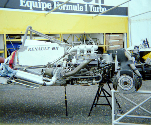 1982 - Renault RE30B