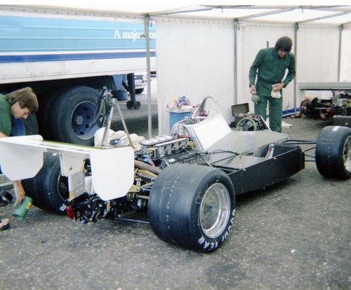 1982 - Williams Ford FW08