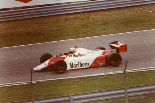 1982 - McLaren MP4/1 8: Niki Lauda