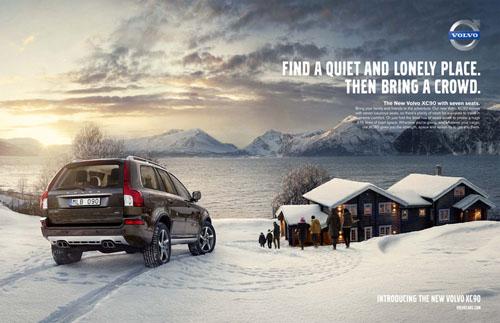 2012 - Volvo XC90
