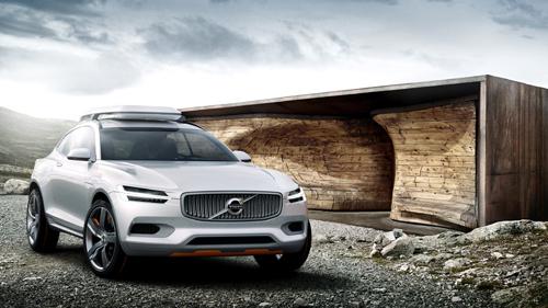 2014 - Volvo Concept XC Coupé