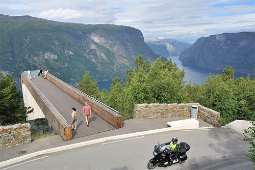 2014 - Stegastein Utsiktspukt (nasjonaleturistveger)