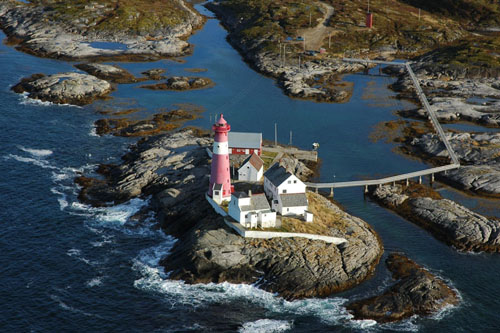 Tranøy Lighthouse