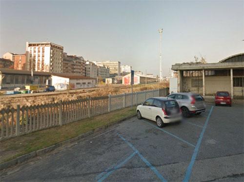 2014 - Via Agostino da Montefeltro in Turin - Italy (Google Streetview)