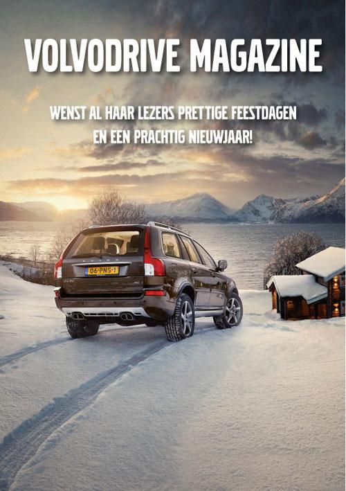 2012 - Volvo XC90 (Volvo Drive Magazine .nl)