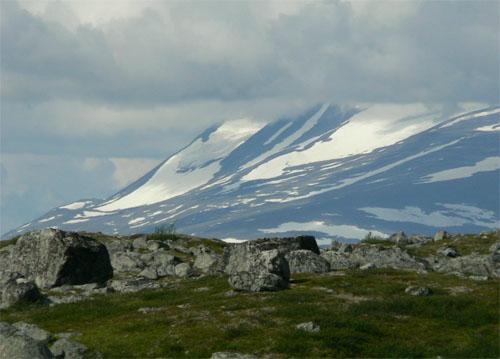 2013 - Stora Sjöfallets Nationalpark