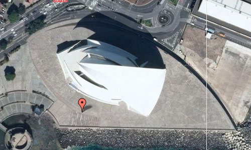 2014 - Auditorio de Tenerife Maps 02