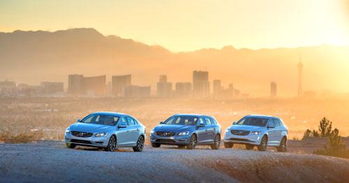 2014 - Volvo S60, V60 & XC60