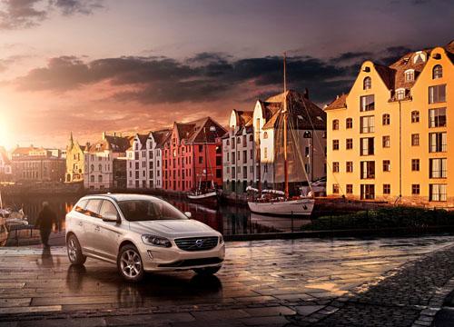 2014 - Volvo XC60 Volvo Ocean Race Edition