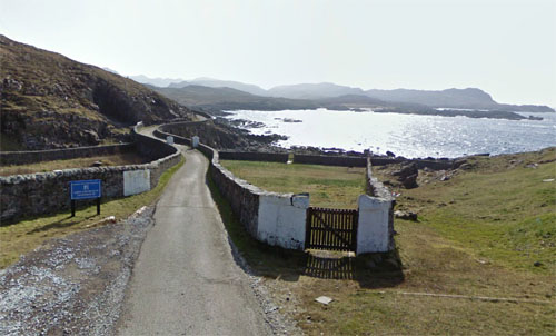 2014 - Ardnamurchan Point and Lighthouse in Scotland UK (Google Streetview)