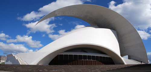 Auditorio de Tenerife Pano