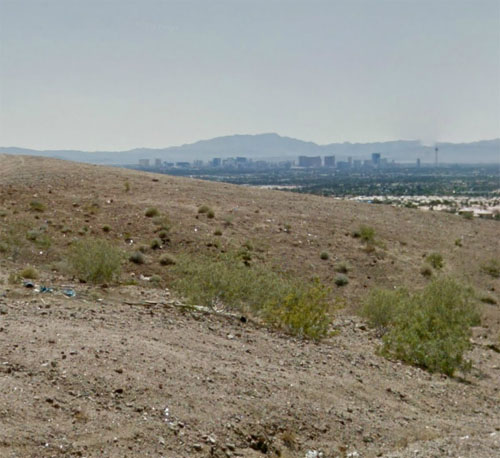 2014 - E Owen Avenue in Las Vegas USA (Google Streetview)