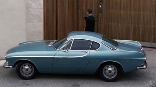 1965 - Volvo P1800