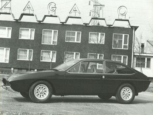 1970 - Volvo GTZ 3000