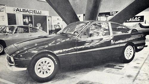 1969 - Volvo 2000 GTZ