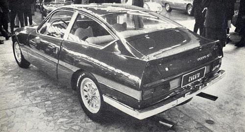 1969 - Volvo GTZ