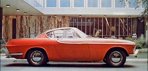 1961 - Volvo P1800