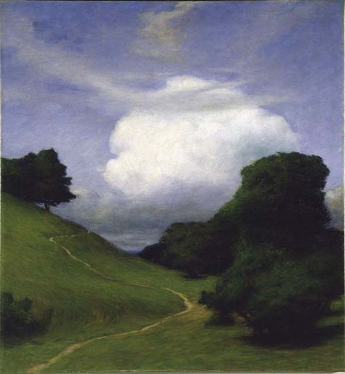 1895 - The Cloud from Prince Eugen (Göteborgs Konstmuseum)