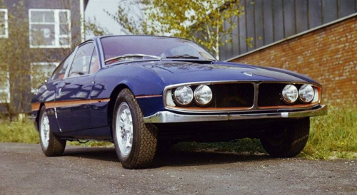 1969 – Volvo 2000 GTZ