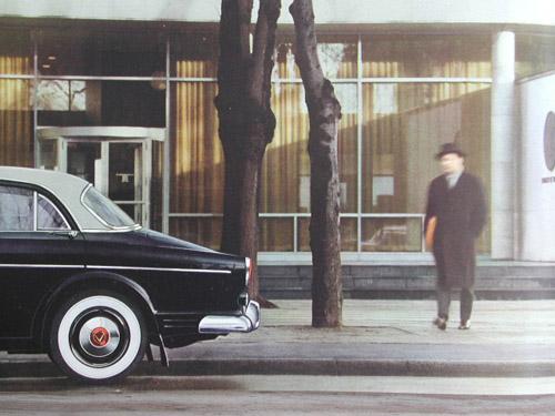 1960 - Volvo 122