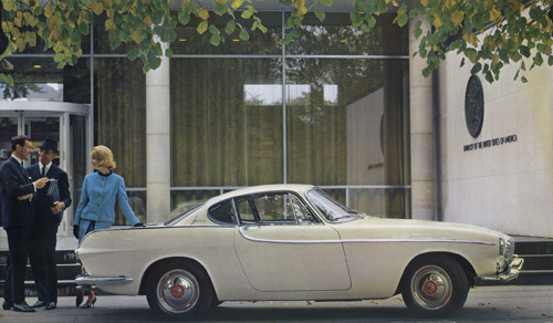 1963 - Volvo P1800S