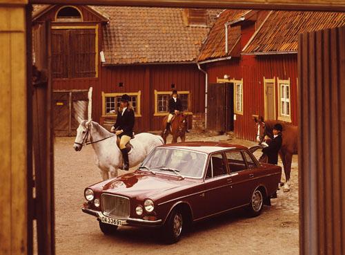 1972 - Volvo 164
