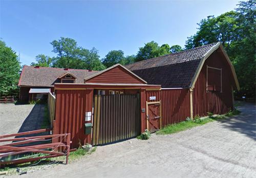 2014 - Ridklubb at Stora Torp on Storatorpsvägen in Örgryte (Google Streetview)