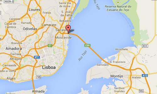 Ponte Vasco Da Gama Maps 01