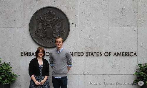 US Embassy Danmark