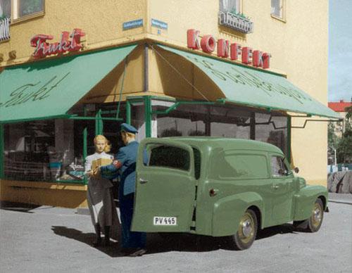 1949 – Volvo PV 445