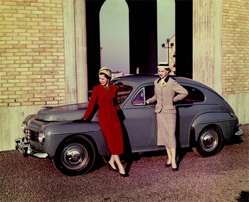 1954 - Volvo PV444 ES (Studio-Wezäta)