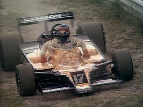 1979 - Jan Lammers with the Samson Shadow DN9 at Dutch GP in Zandvoort