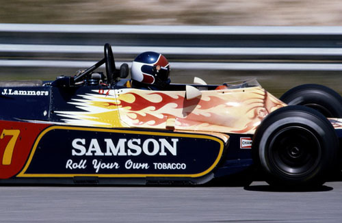 1979 - Jan Lammers with the Samson Shadow DN9