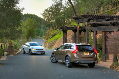2015 - Volvo V60 Cross Country