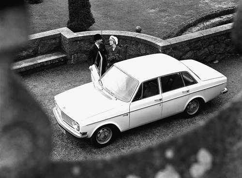 1967 - Volvo 144S
