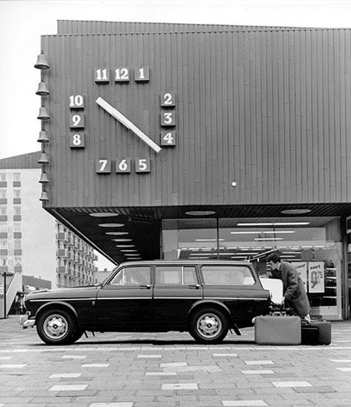 1968 - Volvo P220 Amazon