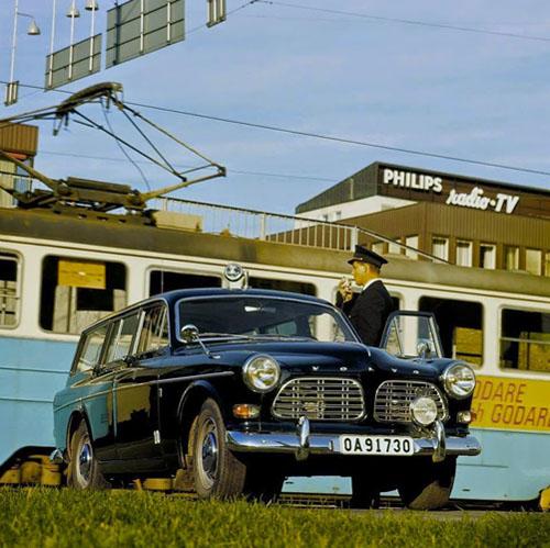 1967 - Volvo P220