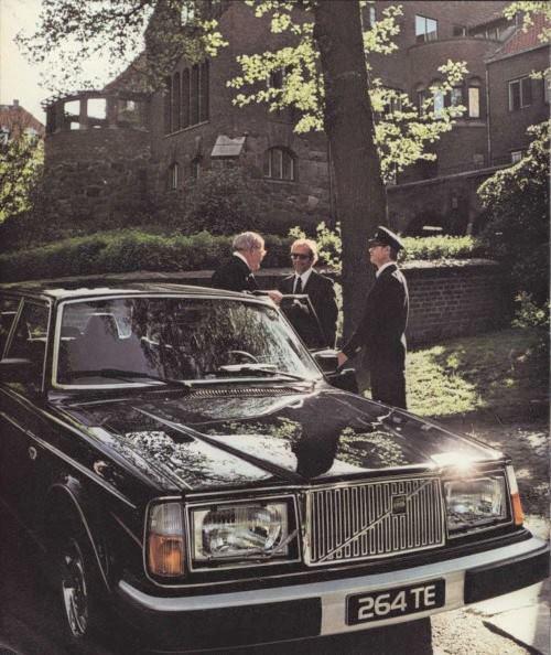 1979 - Volvo 264TE