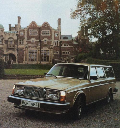 1979 - Volvo 265 GLE