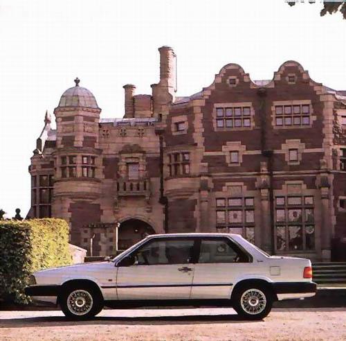 1986 - Volvo 780