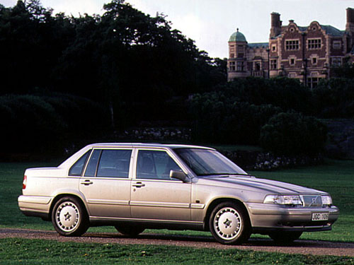 1997 - Volvo 960