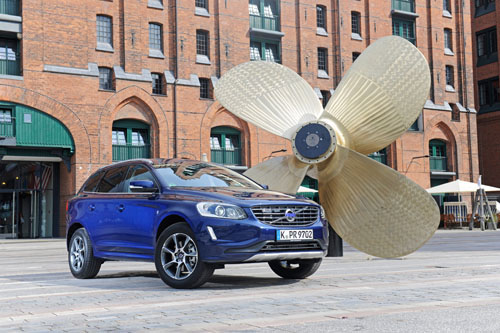 2014 - Volvo XC60 Ocean Race Edition
