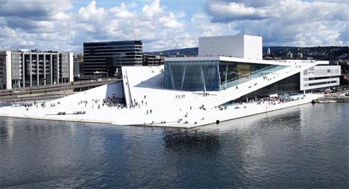 2015 - Operahuset in Oslo 2