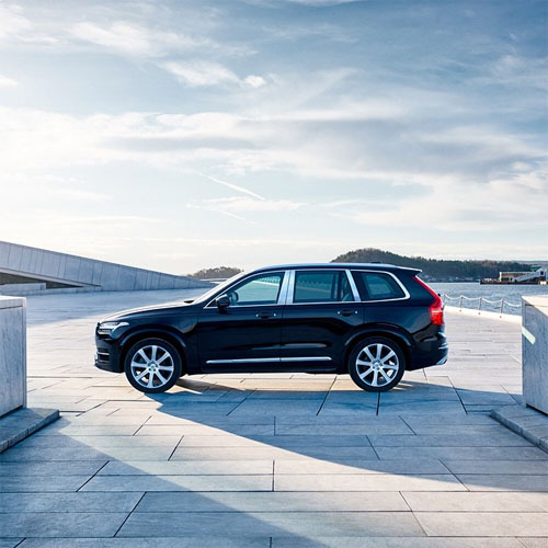 2016 - Volvo XC90 Excellence