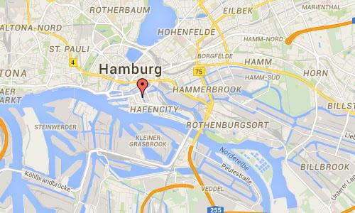 Hamburg Maritimes Museum maps1