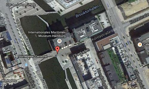 Hamburg Maritimes Museum maps2