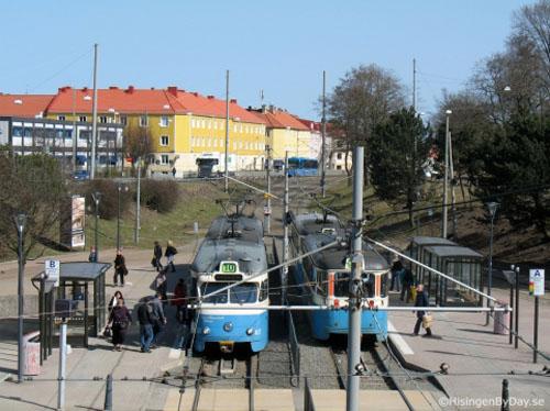 2015 - Wieselgrensplatsen in Göteborg