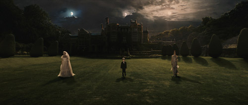 2011 - Scene from the film Melancholia by Lars von Trier