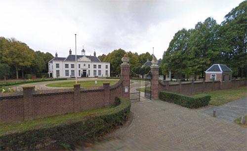 2015 - Landgoed Beeckestijn in Velsen Zuid - Netherlands (Google Streetview)